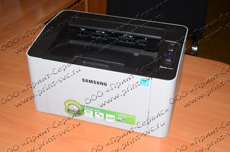 Как сделать принтер samsung 298