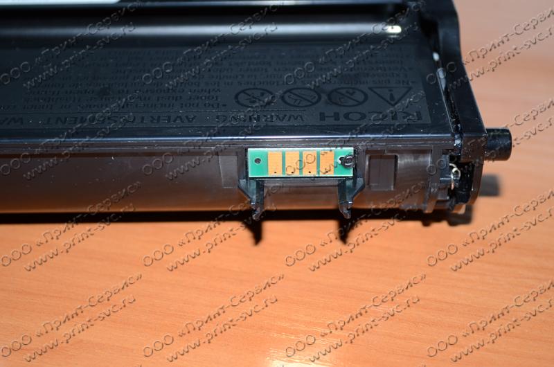 Принт-картридж Ricoh SP C310HE для SPC231SF/C232SF/SPC231N/C232DN/C311N/C312DN/C320DN/C242DN/C242SF/С342DN. Пурпурный. 6600 страниц.